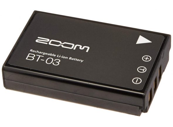Pilhas Zoom BT-03