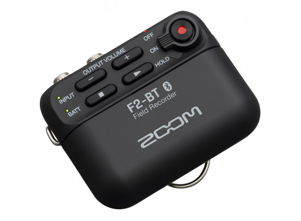 Gravadores Portáteis Zoom  F2-BT