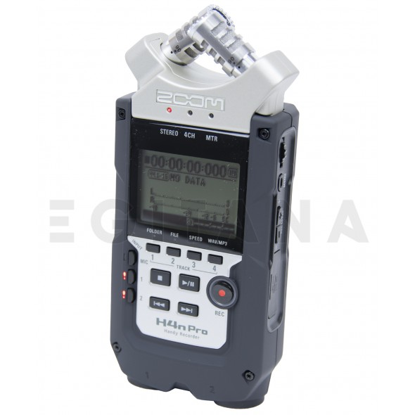 Gravadores Digitais Zoom H4n Pro
