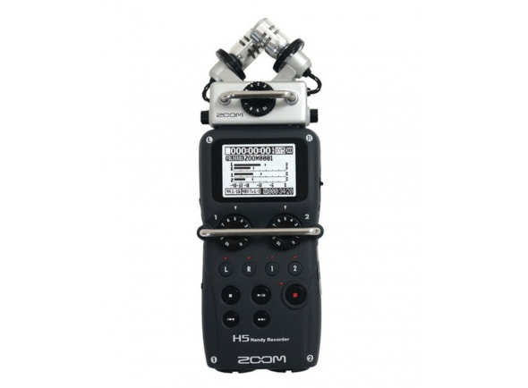 Gravadores Portáteis Zoom H5