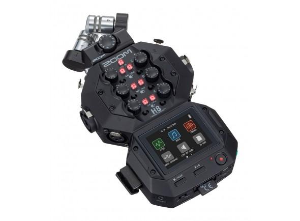 Gravadores Portáteis Zoom H8