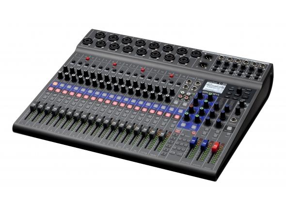 Gravadores Digitais Zoom LiveTrak L-20