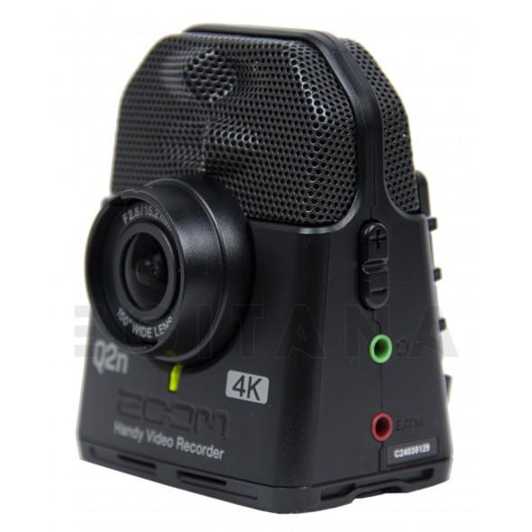 Gravadores Digitais Zoom Q2n-4K