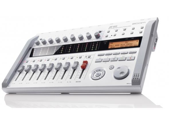 Gravadores Digitais Zoom R16