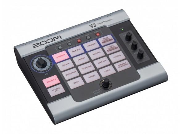 Processadores para vocalistas Zoom V3