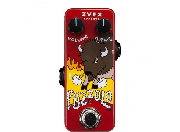 Pedal de distorção ZVEX Effects Fuzzolo